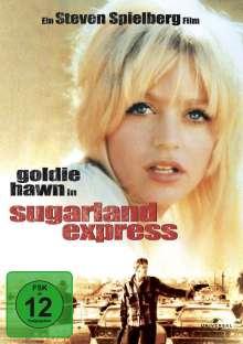 Sugarland Express, DVD