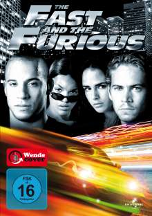 The Fast And The Furious, DVD