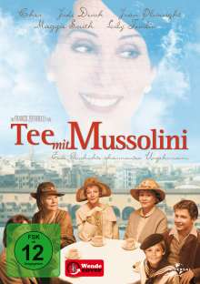 Tee mit Mussolini, DVD