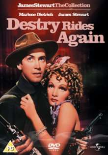 Destry Rides Again (UK Import), DVD