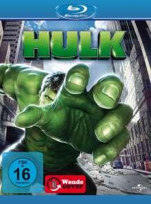 Hulk (Blu-ray), Blu-ray Disc