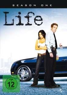 Life Season 1, 4 DVDs