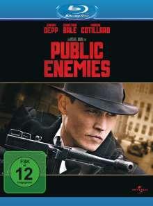 Public Enemies (Blu-ray), Blu-ray Disc