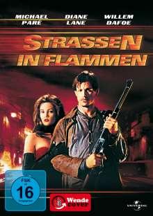 Straßen in Flammen, DVD