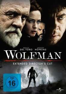 Wolfman, DVD