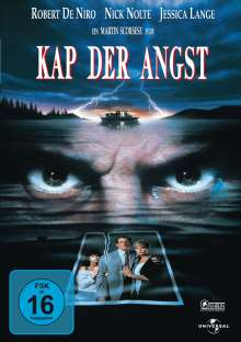 Kap der Angst (1991), 2 DVDs