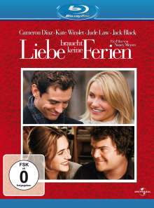 Liebe braucht keine Ferien (Blu-ray), Blu-ray Disc