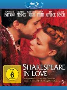 Shakespeare in Love (Blu-ray), Blu-ray Disc