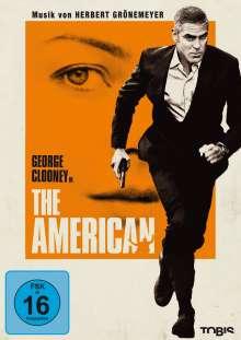 The American, DVD
