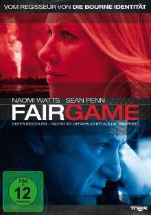 Fair Game, DVD