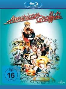 American Graffiti (Blu-ray), Blu-ray Disc