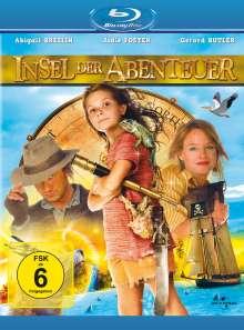 Die Insel der Abenteuer (Blu-ray), Blu-ray Disc