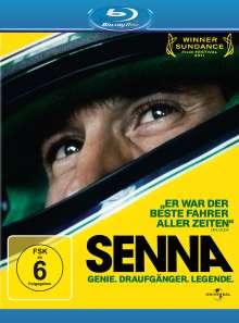 Senna (Blu-ray), Blu-ray Disc