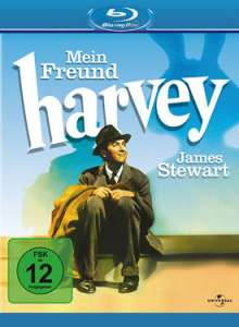 Mein Freund Harvey (Blu-ray), Blu-ray Disc