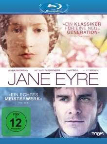 Jane Eyre (2011) (Blu-ray), Blu-ray Disc