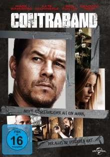 Contraband (2012), DVD