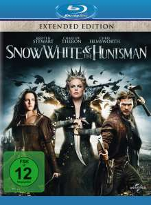 Snow White And The Huntsman (Blu-ray), Blu-ray Disc