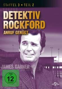 Detektiv Rockford - Anruf genügt Staffel 3 Box 2, 3 DVDs