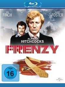Frenzy (Blu-ray), Blu-ray Disc