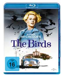 Die Vögel (Blu-ray), Blu-ray Disc