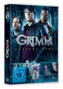 Grimm Staffel 1, 6 DVDs