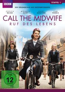 Call The Midwife Season 1, 2 DVDs