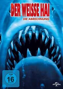 Der weiße Hai IV. - Die Abrechnung, DVD