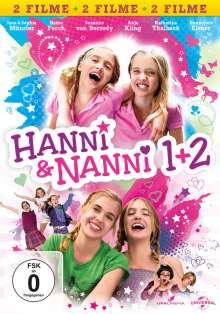 Hanni und Nanni 1 & 2, 2 DVDs