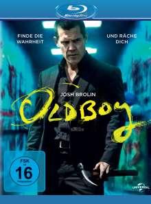 OldBoy (2013) (Blu-ray), Blu-ray Disc