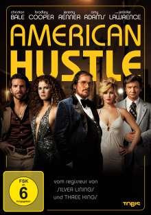 American Hustle, DVD
