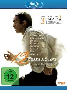 12 Years A Slave (Blu-ray), Blu-ray Disc