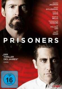 Prisoners (2013), DVD
