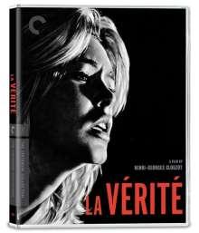 La Vérité (1960) (Blu-ray) (UK Import), Blu-ray Disc