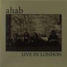 Ahab: Live In London, CD