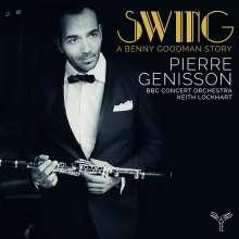 Pierrre Genisson - Swing (A Benny Goodman Story), CD