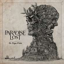 Paradise Lost: The Plague Within (10 Tracks) (Jewelcase), CD