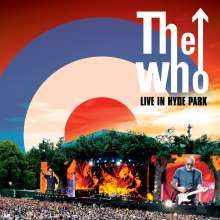 The Who: Live In Hyde Park 2015, 2 CDs und 1 DVD