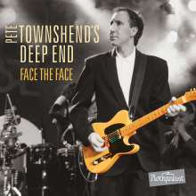 Pete Townshend: Face The Face: Live 1986, 1 DVD und 1 CD