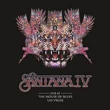 Santana: Live At The House Of Blues, Las Vegas, 2 CDs und 1 DVD
