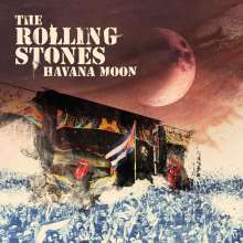 The Rolling Stones: Havana Moon, 1 DVD und 2 CDs