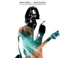 Steven Wilson: Home Invasion: In Concert At The Royal Albert Hall 2018, 2 CDs und 1 DVD