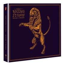 The Rolling Stones: Bridges To Bremen, 2 CDs und 1 DVD