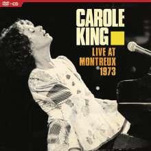 Carole King: Live At Montreux 1973, 1 CD und 1 DVD