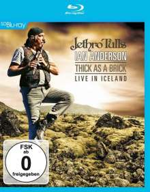 Jethro Tull's Ian Anderson: Thick As A Brick: Live In Iceland (SD Blu-ray) (Release 2017), Blu-ray Disc
