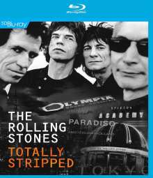 The Rolling Stones: Totally Stripped (SD Blu-ray), Blu-ray Disc