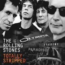 The Rolling Stones: Totally Stripped (Deluxe-Edition), 4 Blu-ray Discs und 1 CD