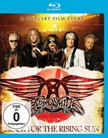 Aerosmith: Rock For The Rising Sun: Live In Japan 2011, Blu-ray Disc
