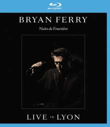 Bryan Ferry: Nuits De Fourvière: Live In Lyon 2011, Blu-ray Disc
