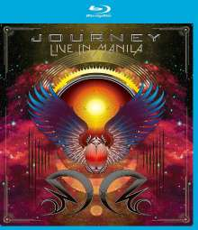 Journey: Live In Manila 2009, Blu-ray Disc
