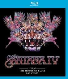Santana: Live At The House Of Blues, Las Vegas, Blu-ray Disc